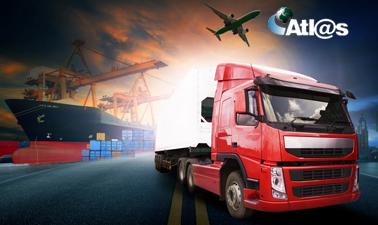 Atlas-Einfuhr
